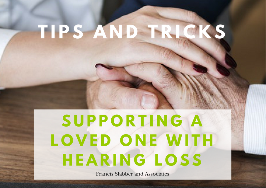 Supporting a Loved One with Hearing Loss
