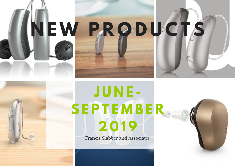 New Products: June to September 2019