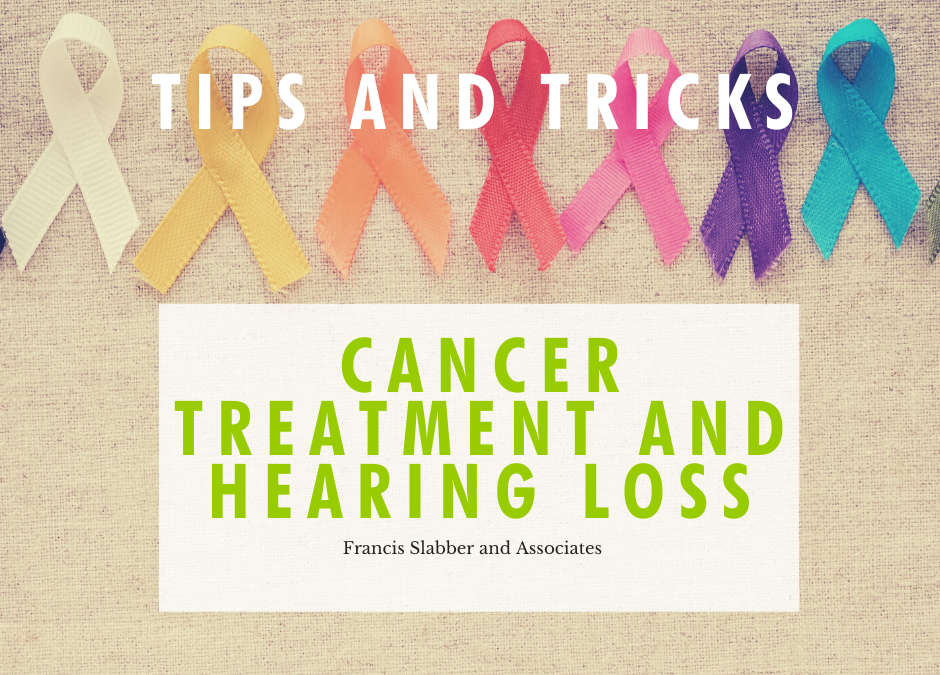 Cancer Treatment and Hearing Loss