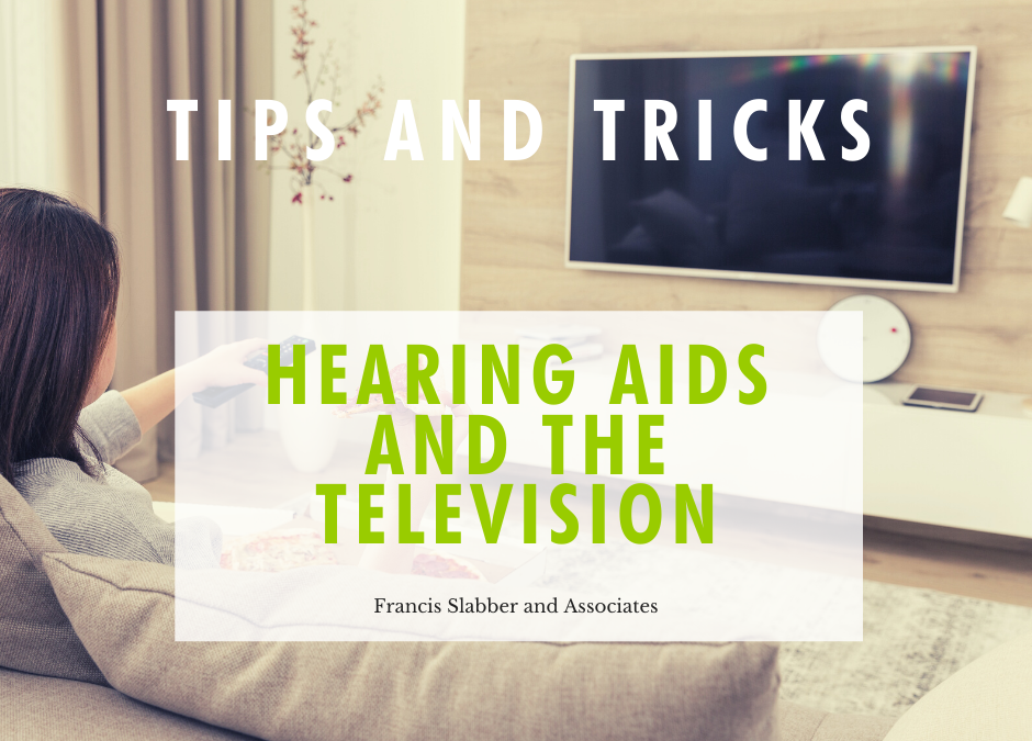 Hearing Aids and the Television