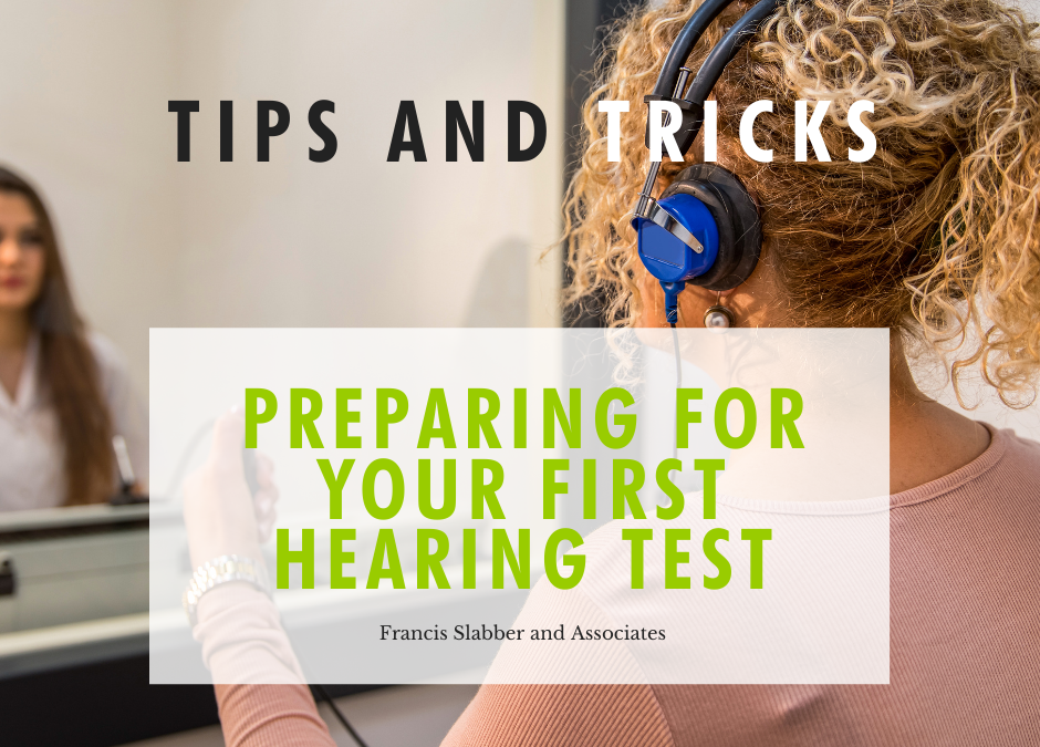 Preparing For Your First Hearing Test
